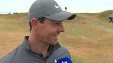 McIlroy: Putting feeling good