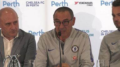Sarri: I'm not worried about first result