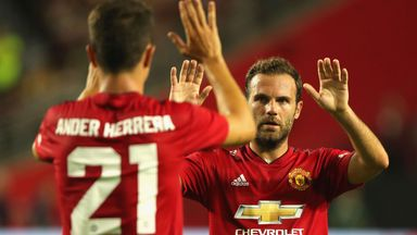 'I want 'unique' Mata & Herrera to stay