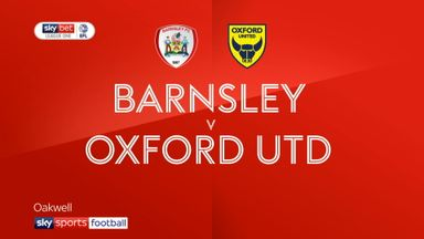 Barnsley 4-0 Oxford Utd