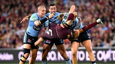 Queensland 18-12 New South Wales
