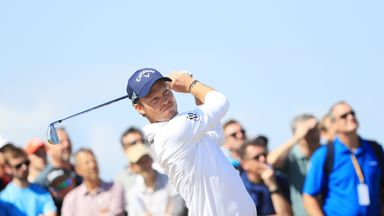 Willett pleased with progress