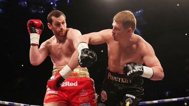 Price reflects on Povetkin defeat