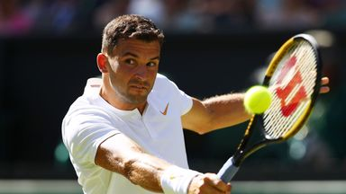 How can Dimitrov get back on track?