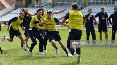 England cricketers face penalty drama