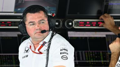Why did Boullier leave McLaren?