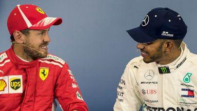 Vettel defends Hamilton