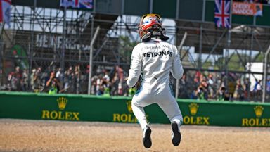 Hamilton: My toughest lap