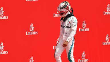 Nico: I've never seen Lewis like that