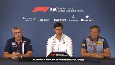 Hungarian GP: Team Principals' Presser