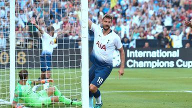 Kane praises Llorente impact