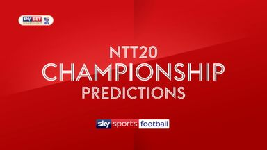 Sky Bet Championship predictions
