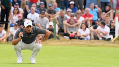 Molinari reflects on winning round