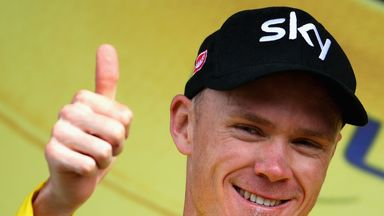 Froome targets 'dream' fifth TDF