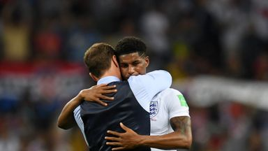 'I was disappointed for England'