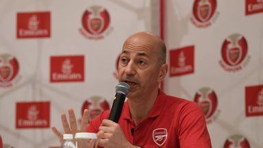 'Gazidis didn't achieve much'