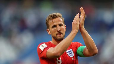 Southgate: Kane is a leader