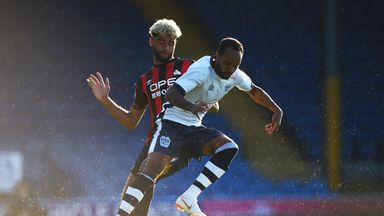 Bury 0-4 Huddersfield