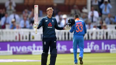 England v India: 2nd ODI highlights