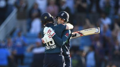 Root relished Morgan partnership