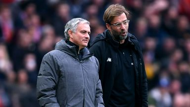 Klopp: Jose's never lacked ambition