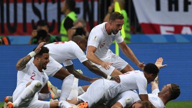 'Everyone wants to be part of England'