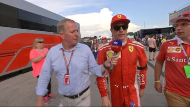 Kimi: Could be happier