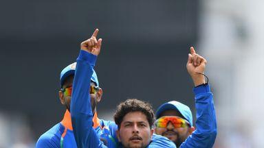 England v India: 1st ODI highlights