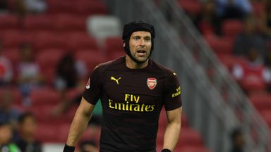 Cech: I will fight for my place