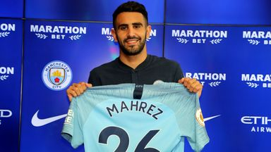 Mahrez: From Sarcelles to Manchester