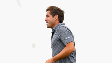 Rock holds two-shot lead at Gullane