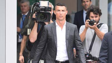 Ronaldo mania hits Juventus