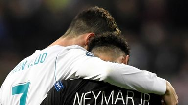Neymar: Ronaldo will change Italian football