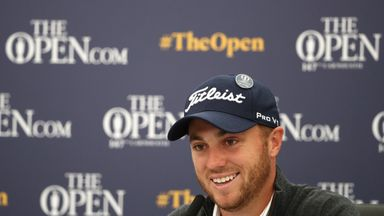 Thomas confident ahead of The Open