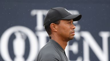 Woods assesses second round