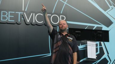 Van Barneveld: Not at my best