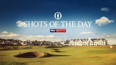 The Open: Top Shots - Day 3