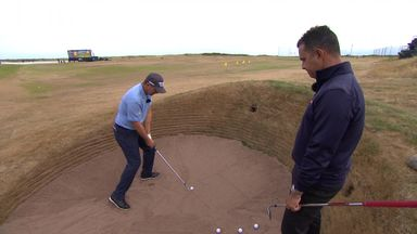 Harrington: Open bunkers