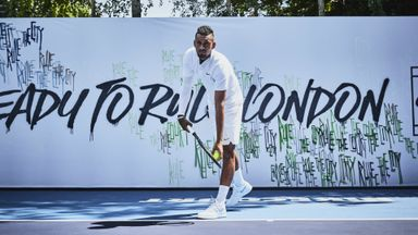 Nick Kyrgios: Why I Play