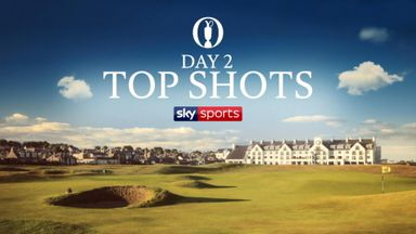 The Open: Top Shots - Day 2
