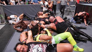 WWE Best of Raw: 9th July