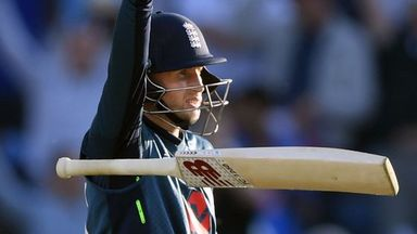 'Nothing wrong with Root's bat drop'
