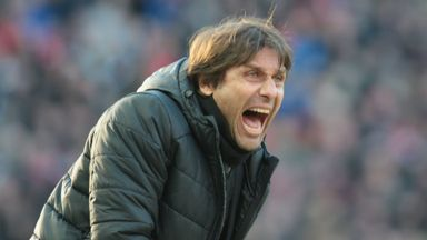 What went wrong for Conte?