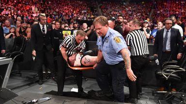 Strowman congratulates KO