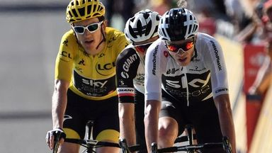 Froome: This is the dream scenario