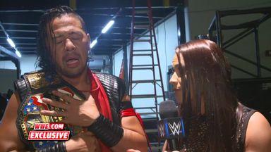 Nakamura sympathetic to Jeff Hardy