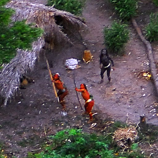 The mystery of the world's uncontacted tribes