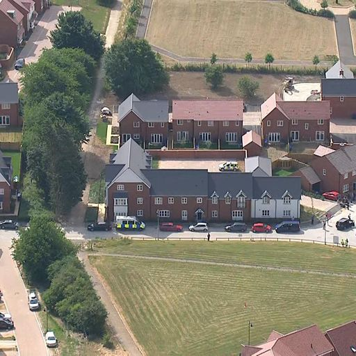 Amesbury: This is where police are investigating