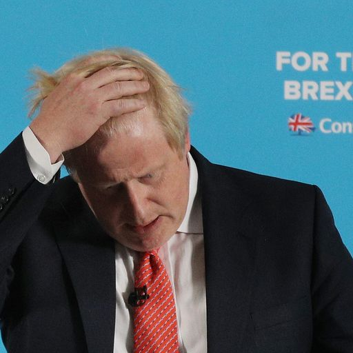 Highs and lows: Johnson's time as foreign secretary