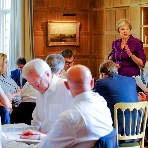 May's Chequers plan explained